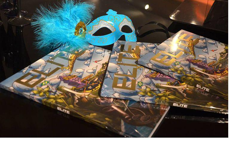 Gran Gala de Máscaras Elite Magazine