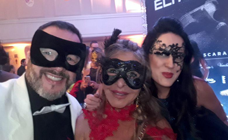 Reinaldo Dutra, Regina Posses e Priscila Menin